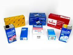 Frenos marcas Seiken, Bendix, Raibestos, Ruville,