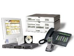 Centrales Telefónicas Omni PCX Enterprise (OXE)