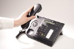 Teléfonos Alcatel-Lucent de Escritorio