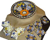 Ceramica. Variedad de diseños