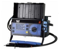 Medidores Digitales de Aislamiento de Alto Voltaje