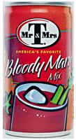 Bebida no Alcohólica Mr & Mrs T