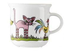 Taza con diseños de animales Arzberg