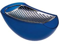 Rayador de queso en color azul Alessi