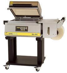 Máquinas de Empacado Termoencogible  Smipack