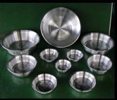 Arroceras, Ollas, Sartenes en Aluminio
