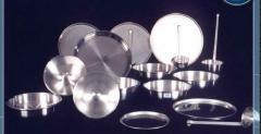 Artículos para el cocina en Aluminio