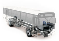 Autobuses Volkswagen Motor Delantero 17,210OD