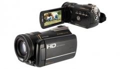 DXG Videocámara 1080p HD con sensor de 10