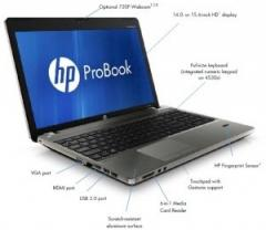 HP ProBook 4530s  Procesador de Nueva generación