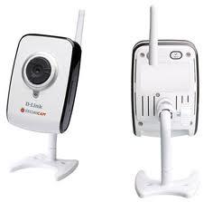 Cámara de vigilancia IP DCS-2121 de D-Link