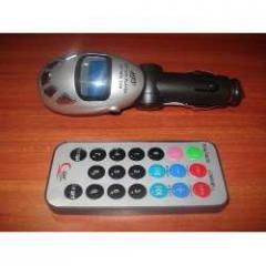 Convertidor de MP3 para Carro