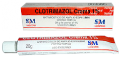 Antimicotico Clotrimazol