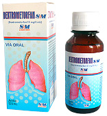 Means for cough and catarrhal diseases
