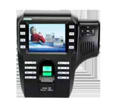 Control de Acceso y Asistencia Modelo i-Kiosk 100