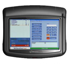 Terminal integrado con pantalla touch screen
