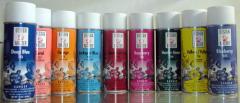 Pinturas en aerosol Design Master Colortools®,