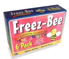 Gelatina Freez Bee Azucarada