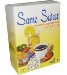 Same Sweet - Refresco