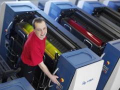 Impresoras offset y rotativas