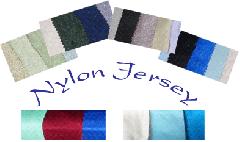 Nylon Jersey