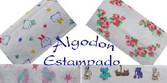 Algodón Spandex