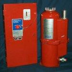 Argus EMT-101 Fire Suppressing System