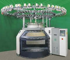 Single Knitting Machines