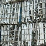 Aluminium scrape and wastes