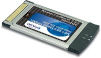 11 MBPS Wireless PC Card - TEW-226PC