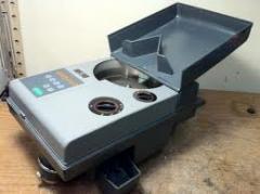 Maquina Contadora de Monedas De LaRue CC2