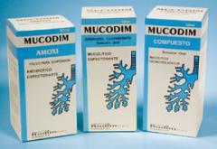Mucodim (Solución Oral)  Mucodim Amoxi (Polvo para Suspensión)  Mucodim Compuesto (Solución Oral)