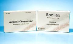 Rodilex Compuesto (Gragea)