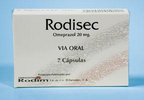 Rodisec (Cápsulas)