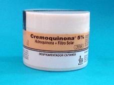 Cremoquinona 5 por ciento 30 gr.