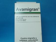 Antimigranoso Avamigran tab