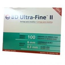 Jeringas BD Ultra-Fine™