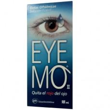 Humectante y lubricante ocular Eyemo