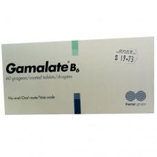 Gamalate B6 x 60 tab