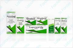 Antiparasitic programs