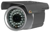 Camara Bullets    Marca: Quaddrix.  Modelo: QT-850C/IR