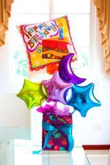 Globos para Cumpleaños Mediano