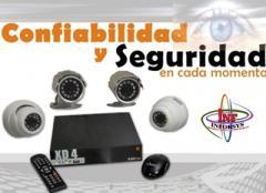 Sistema de Vigilancia con DVR