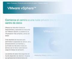 VMware vSphere ESX