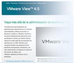 VMware View (VDI)