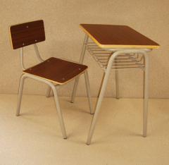 Pupitre Unipersonal Mesa y silla