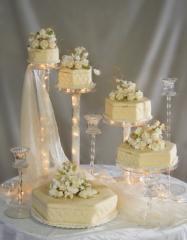 Torta Romance Glamuroso
