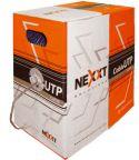 Bobina de cable UTP CAT5e
