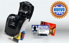 Impresor de tarjetas Polaroid P2500S