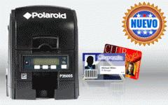 Impresor de tarjetas Polaroid P3500s